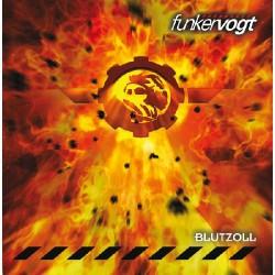 Funker Vogt - Blutzoll - CD