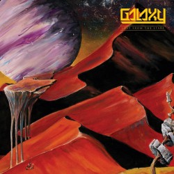 Galaxy - Lost From The Start - CD EP