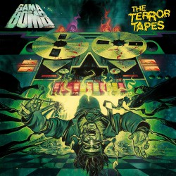 Gama Bomb - The Terror Tapes - CD