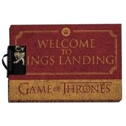 Game Of Thrones - Welcome To Kings Landing - DOORMAT