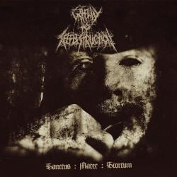 Gateway To Selfdestruction - Sanctus : Mater : Scortum - CD DIGIPAK