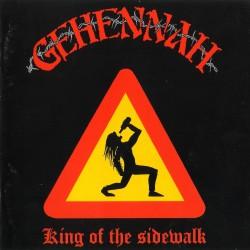 Gehennah - King of the Sidewalk - LP COLOURED