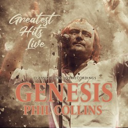 Genesis / Phil Collins - Greatest Hits Live / Radio Broadcast - CD