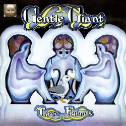 Gentle Giant - Three Friends - LP Gatefold