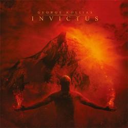 George Kollias - Invictus - CD DIGIPAK