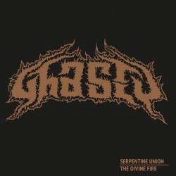"Ghastly - Serpentine Union - The Divine Fire - 7"" vinyl"