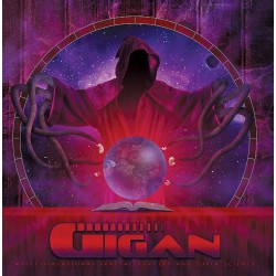 Gigan - Multi - Dimensional Fractal - Sorcery And Super Science - CD