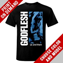 Godflesh - Us And Them - Print on demand
