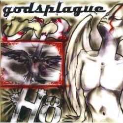 Godsplague - H8 - CD
