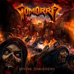 Gomorra - Divine Judgement - CD DIGIPAK