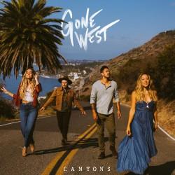 Gone West - Canyons - CD DIGIPAK