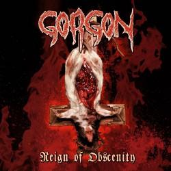Gorgon - Reign Of Obscenity - CD