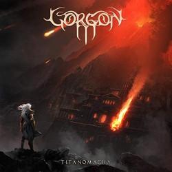 Gorgon - Titanomachy - CD DIGIPAK