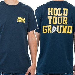 Gorilla Biscuits - Hold Your Ground Pocket - T-shirt (Homme)