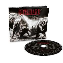 Gotthard - #13 - CD DIGIPAK