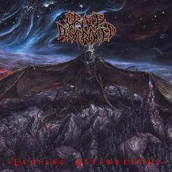 Grace Disgraced - Lasting Afterdeaths - CD