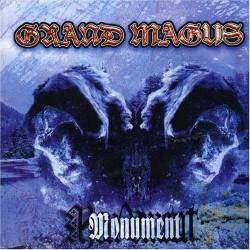 Grand Magus - Monument - CD