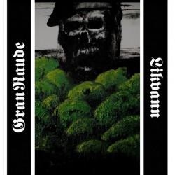 Granraude - Likvann - Split - CD