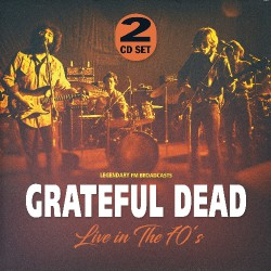 Grateful Dead - Live In The 70' - DOUBLE CD