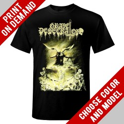 Grave Desecrator - Baphomet - Print on demand
