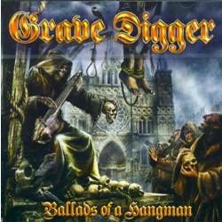 Grave Digger - Ballads of a Hangman - CD