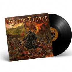 Grave Digger - Fields Of Blood - LP Gatefold