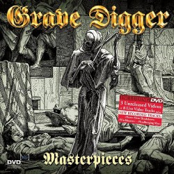 Grave Digger - Masterpieces - DVDplus DIGIPACK