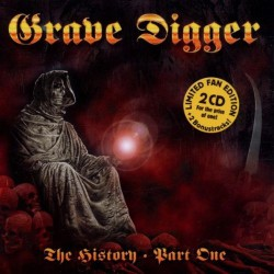 Grave Digger - The history - part one - DOUBLE CD