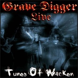 Grave Digger - Tunes of Wacken - live - CD