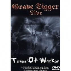 Grave Digger - Tunes of Wacken - live - DVD