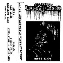 Grave Infestation - Infesticide - CASSETTE