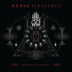 Grave Pleasures - Doomsday Roadburn - DOUBLE LP Gatefold