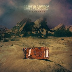 Grave Pleasures - Dreamcrash - LP GATEFOLD COLOURED + CD