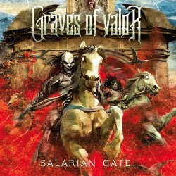 Graves Of Valor - Salarian Gate - CD