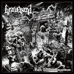 Graveyard - Back In The Mausoleum - CD EP