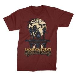 Graveyard - Moonband - T-shirt (Homme)