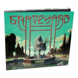 Graveyard - Peace - CD DIGIPAK