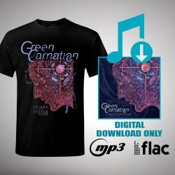 Green Carnation - Leaves Of Yesteryear - Digital + T-shirt bundle (Homme)