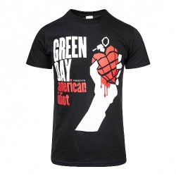 Green Day - American Idiot - T-shirt (Homme)