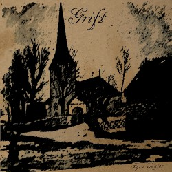 Grift - Fyra Elegier - CD