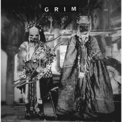 Grim - Factory Ritual - LP COLOURED