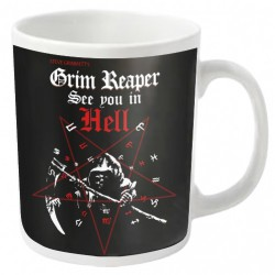Grim Reaper - See You In Hell - MUG