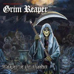 Grim Reaper - Walking In The Shadows - CD DIGIPAK