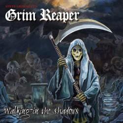Grim Reaper - Walking In The Shadows - DOUBLE LP Gatefold