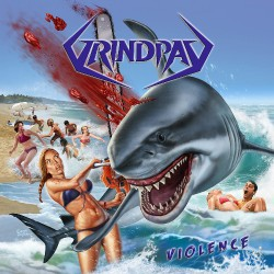 Grindpad - Violence - CD