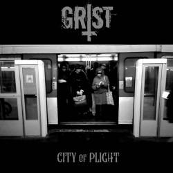 Grist - City Of Plight - CD EP DIGIPAK