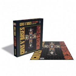 Guns N' Roses - Appetite For Destruction 2 - Puzzle