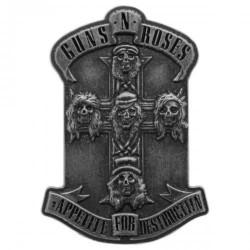 Guns N' Roses - Appetite - METAL PIN