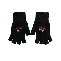 Guns N' Roses - Logo & Pistols - FINGERLESS GLOVES