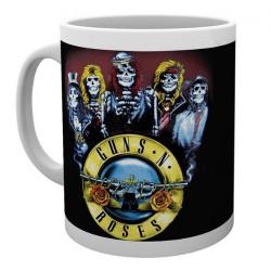 Guns N' Roses - Skeleton - MUG